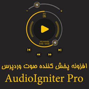 افزونه پخش کننده صوت وردپرس AudioIgniter Pro
