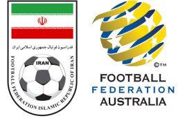 بازی فوتبال ایران و استرالیا
